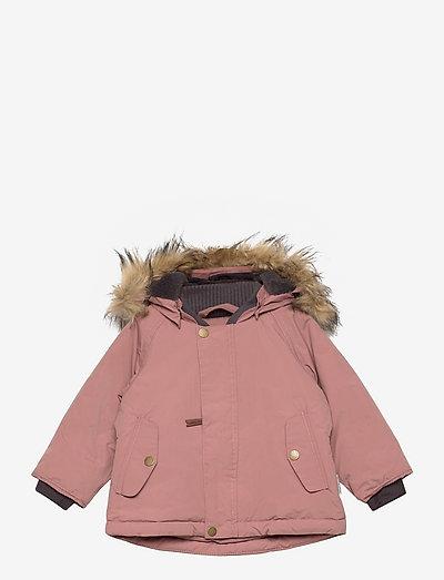 Wally Fake Fur Jacket, M - winter jacket - wood rose
