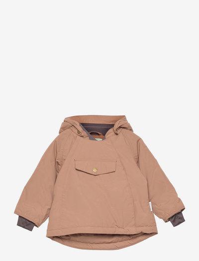Wang Jacket, M - winter jacket - acorn brown