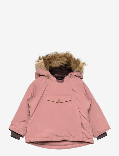 Wang Fake Fur Jacket, M - winter jacket - wood rose
