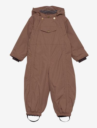 Wisti Suit, M - overtøj - acorn brown
