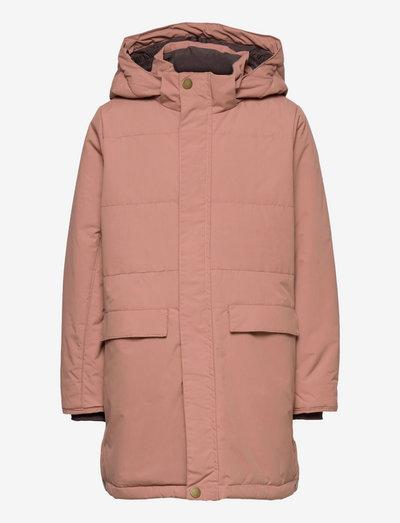 Vinna Jacket, K - winter jacket - wood rose
