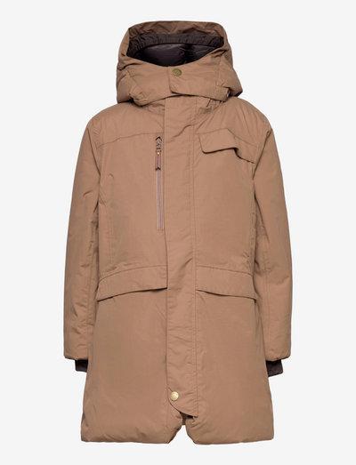 Wyrna Jacket, K - winter jacket - acorn brown