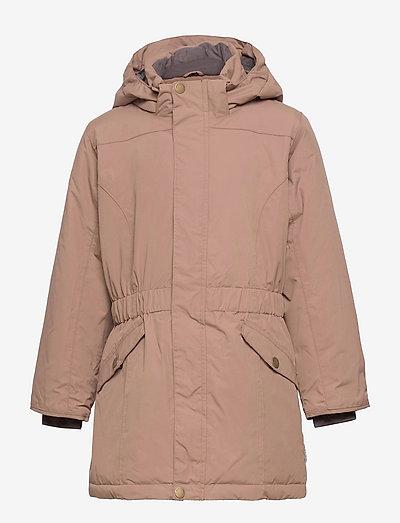 Velaja Jacket, K - parkas - acorn brown