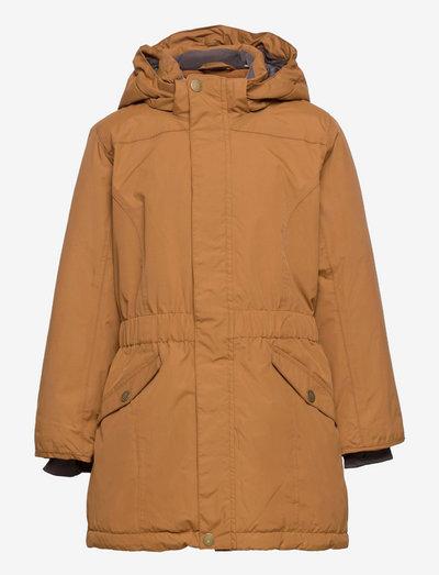 Velaja Jacket, K - parkas - rubber brown