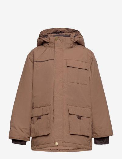 Kastor Jacket, K - parkas - acorn brown