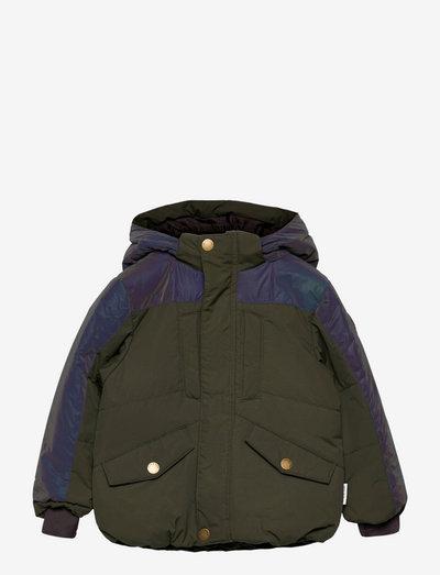 Welias Jacket, K - winter jacket - deep depths