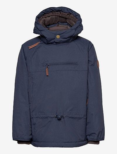Christof Anorak, K - winter jacket - blue nights