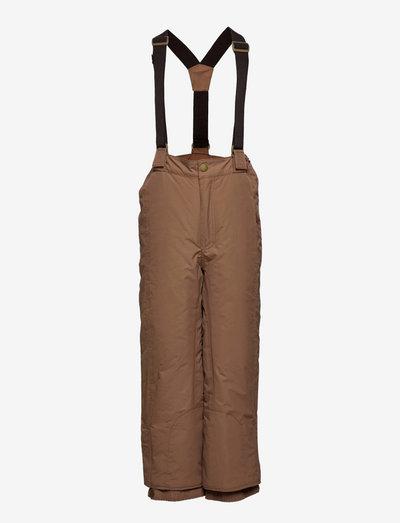Witte Pants, K - winter trousers - acorn brown