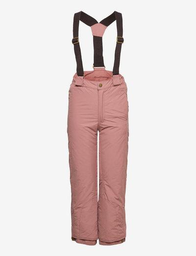 Witte Pants, K - winter trousers - wood rose