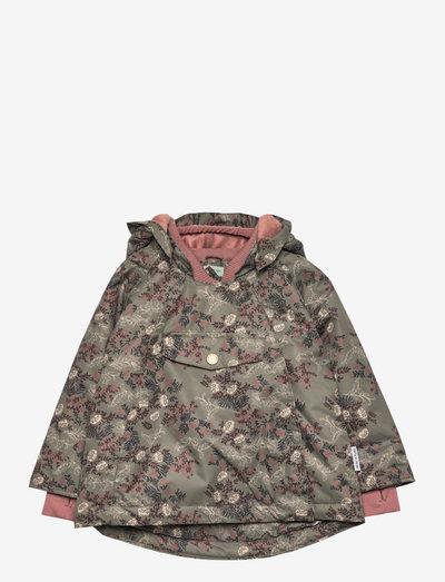 Wang Jacket, M - winter jacket - agave green