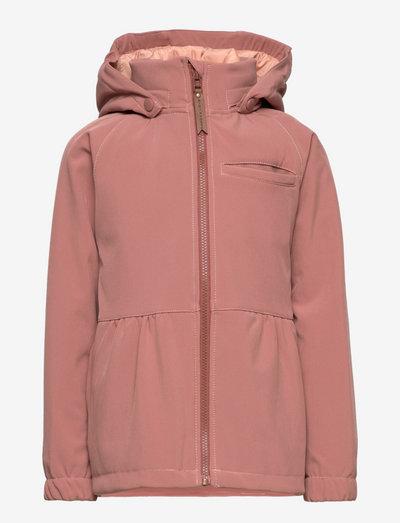 Briddi Jacket, MK - winter jacket - wood rose