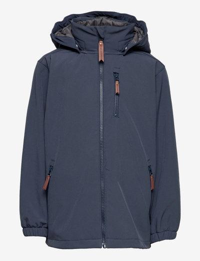 Adyan Jacket, MK - softshell jacket - blue nights