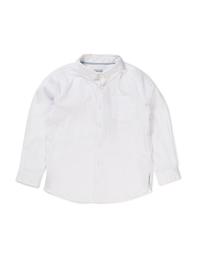 Jeppe, K Shirt - WHITE