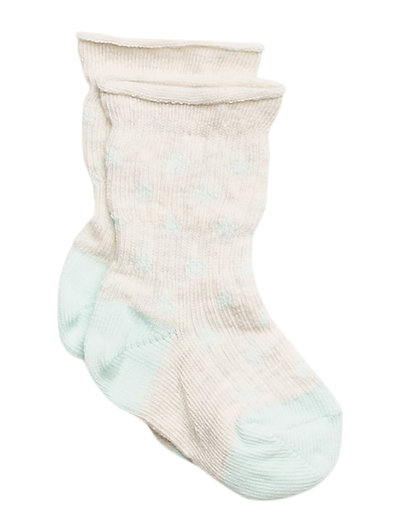 Elvig Socks - LIGHT GREY MELANGE