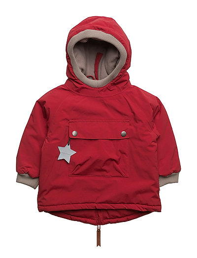 Baby Wen, B Jacket - SCOOTER RED