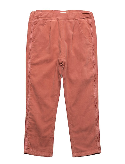Alaia Pants, M - WITHERED ROSE
