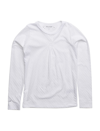 Elianor T-shirt, MK - WHITE