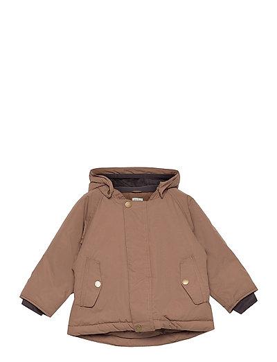 Wally Jacket, M - ski jackets - acorn brown