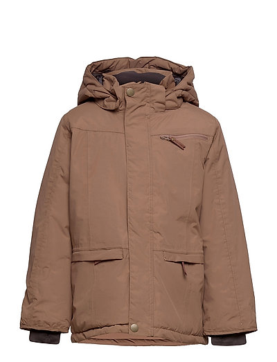 Vestyn Jacket, K - ski jackets - acorn brown