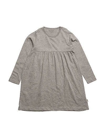 Else Dress, BM - LIGHT GREY MELANGE