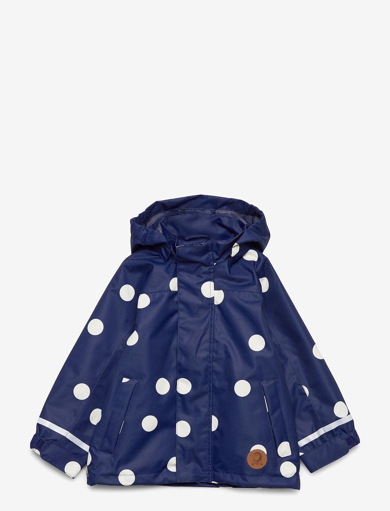 Mini Rodini - Edelweiss Jacket - shell jacket - navy - 0