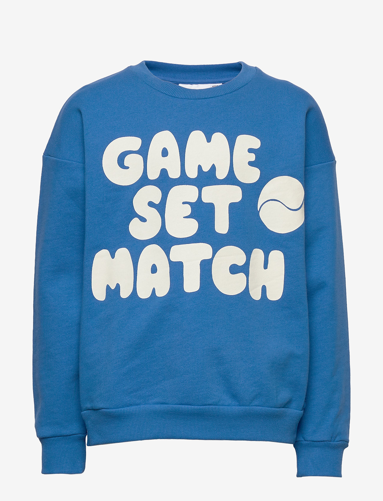 Mini Rodini - Game sp sweatshirt - sweatshirts - blue - 0