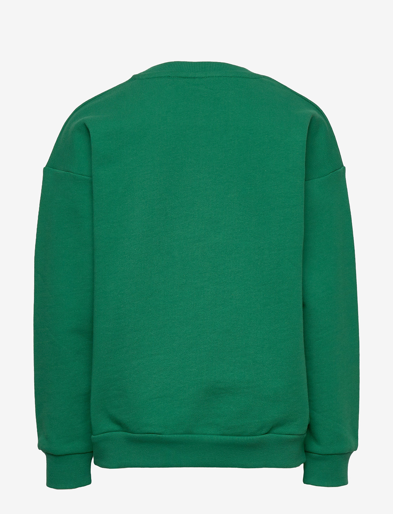 Mini Rodini - Badge SP sweatshirt - sweatshirts - green - 1