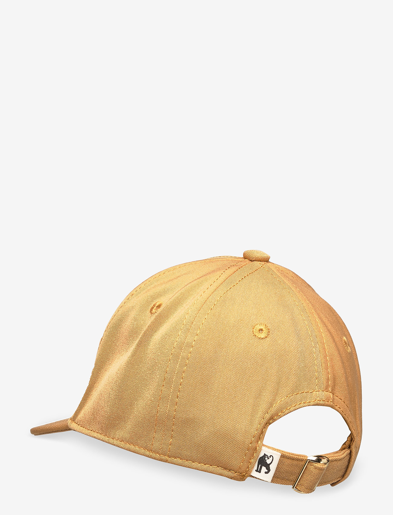 Mini Rodini - Cat badge trucker cap - czapki - beige - 1