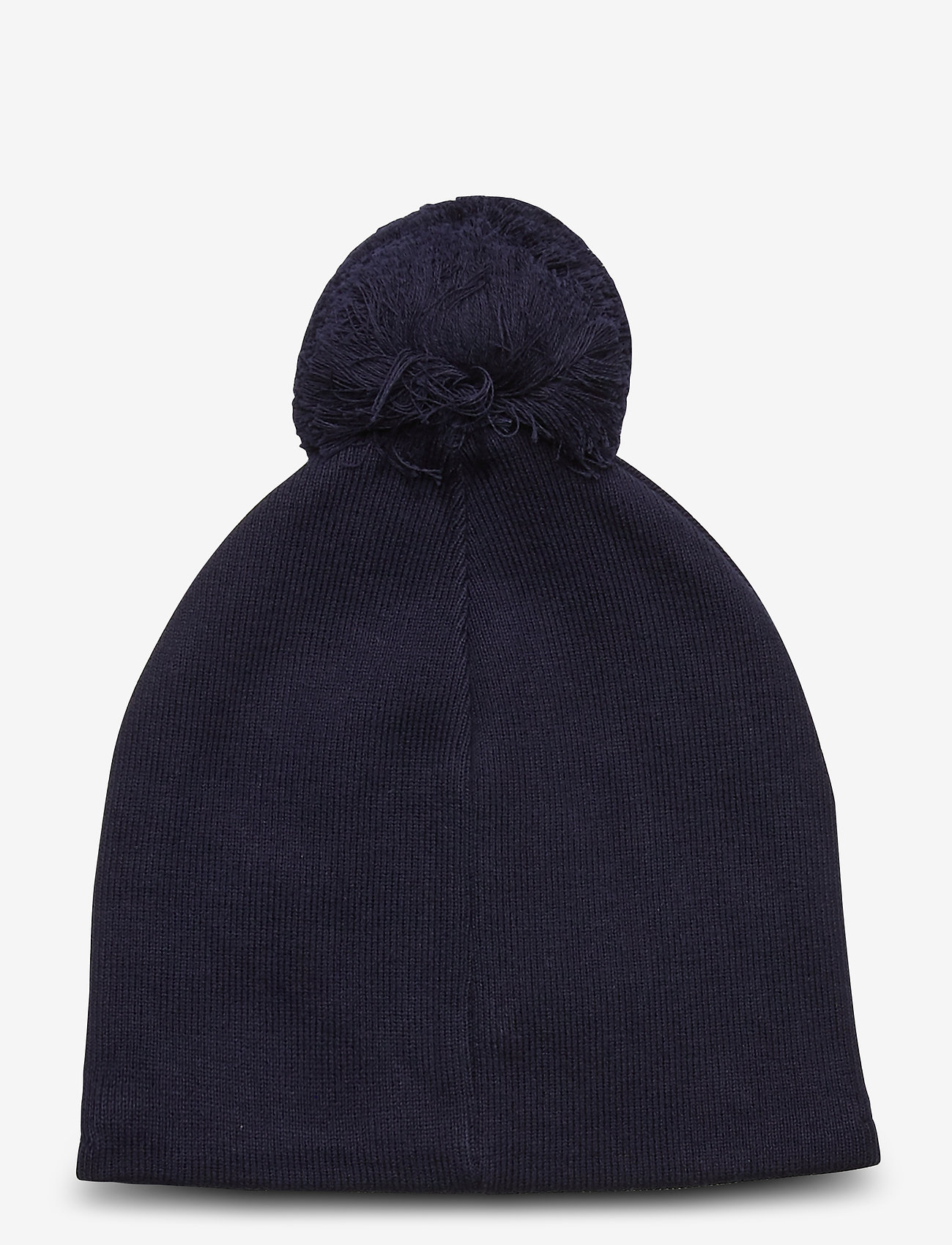Mini Rodini - Penguin hat - beanie - navy - 1
