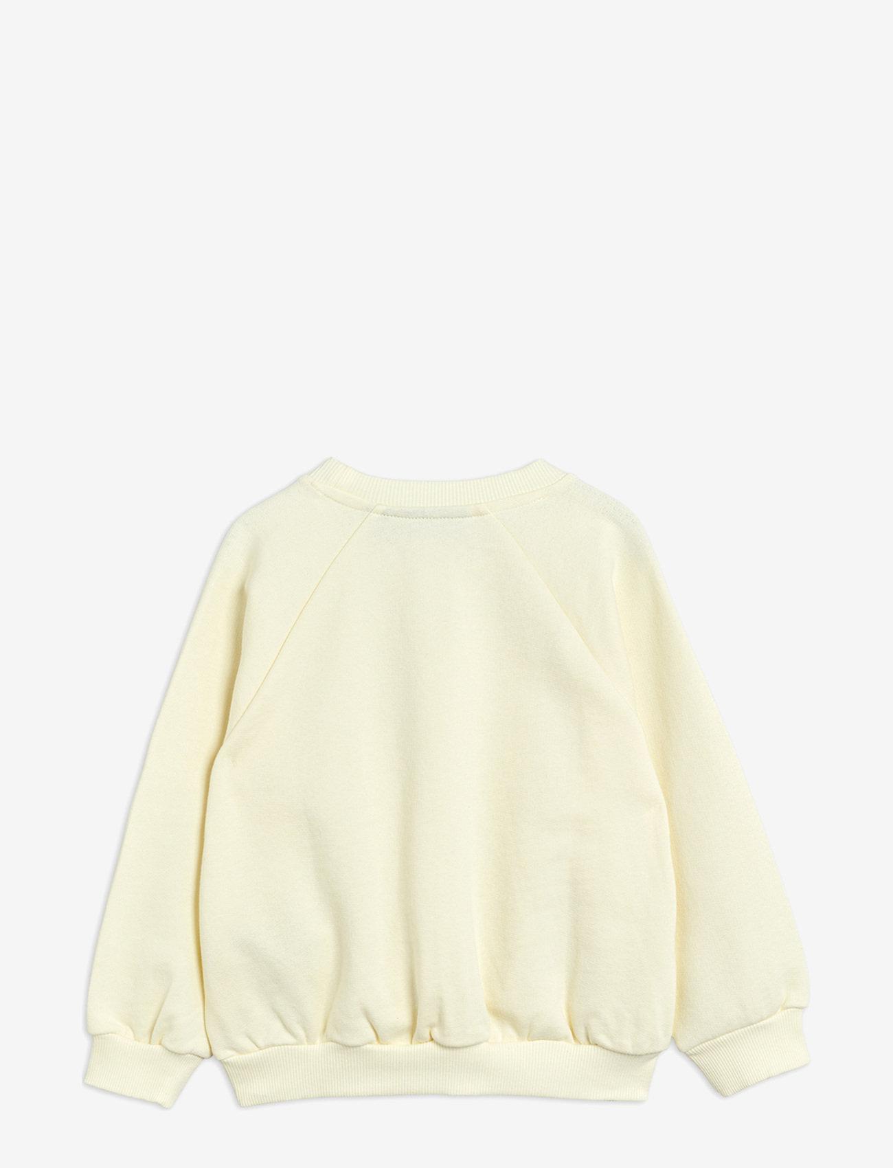 Mini Rodini - Unicorn noodles sp sweatshirt - sweatshirts - offwhite - 1