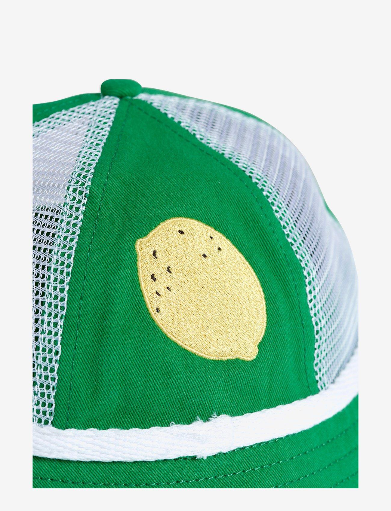 Mini Rodini - Mesh sun hat - huer & kasketter - green - 1