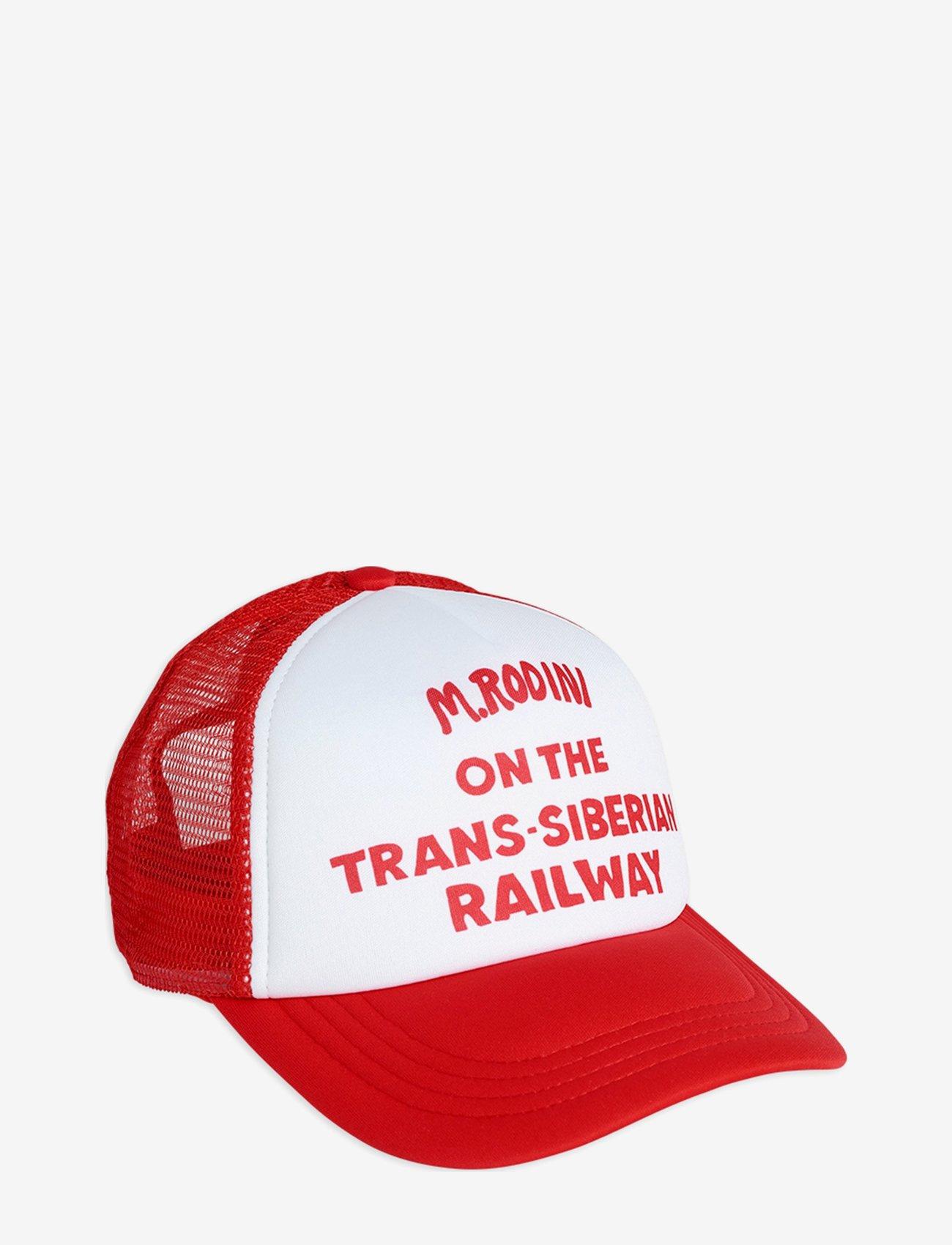 Mini Rodini - Trucker cap - huer & kasketter - red - 0