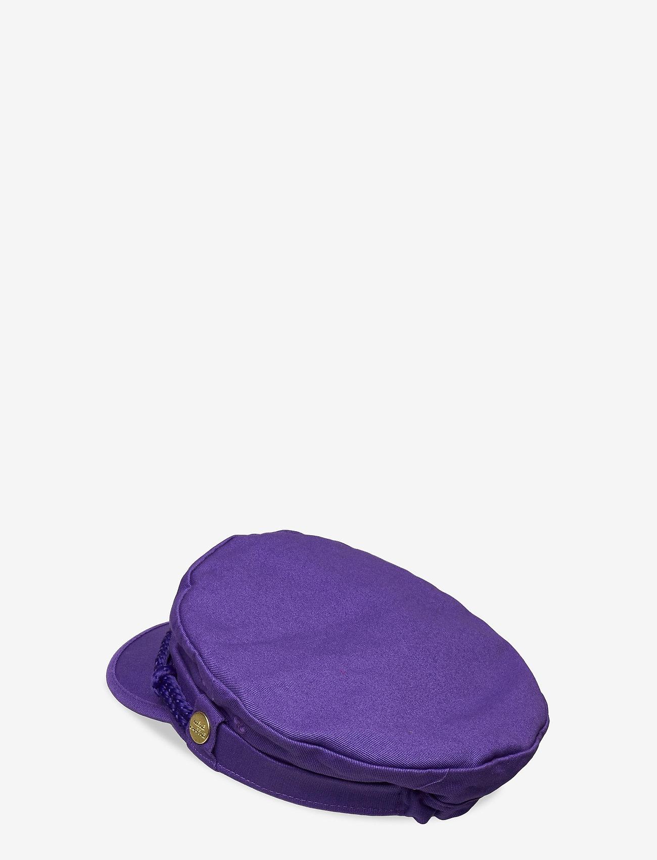 Mini Rodini - Skipper hat - huer & kasketter - purple - 1