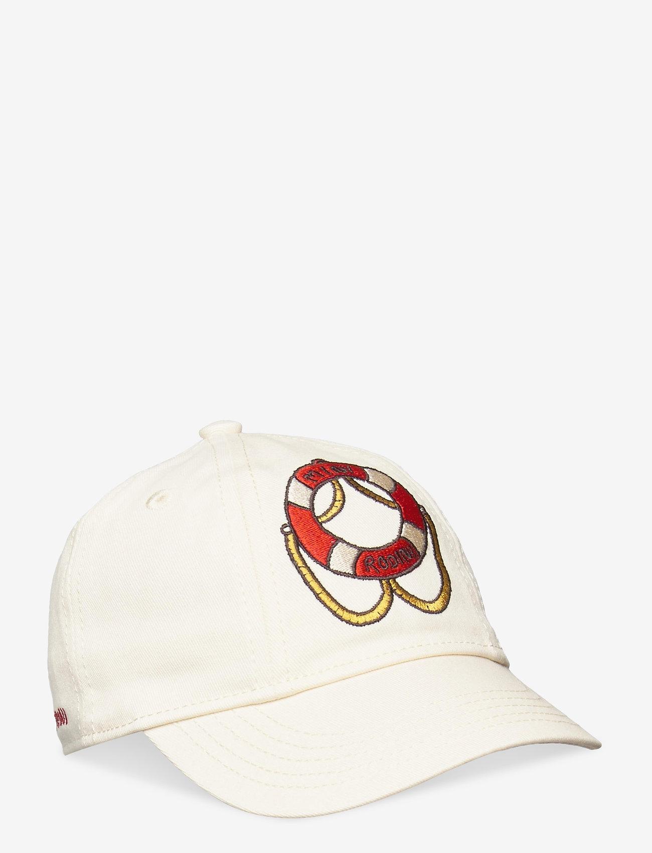 Mini Rodini - Float soft cap - huer & kasketter - offwhite - 0