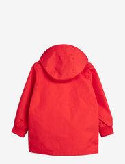 Mini Rodini - Pico jacket - shell jassen - red - 1
