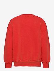 Mini Rodini - Für Elise sp sweatshirt - sweatshirts - red - 2
