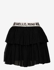 Mini Rodini - Tulle skirt - spódnice - black - 1