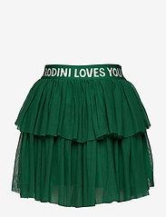Mini Rodini - Tulle skirt - spódnice - green - 2