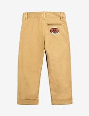 Mini Rodini - Twill chinos - trousers - beige - 1