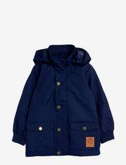 Mini Rodini - Pico jacket - parkas - navy - 0