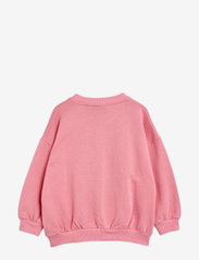 Mini Rodini - Tiger sp sweatshirt - sweatshirts - pink - 1