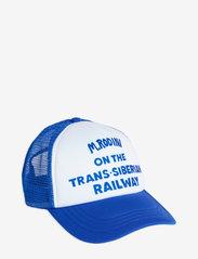 Trucker cap - BLUE