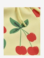 Mini Rodini - Cherry lemonade swim pants - badehosen - yellow - 2