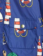 Mini Rodini - Light puffer jacket - gewatteerde jassen - navy - 3