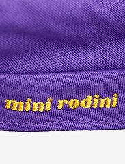 Mini Rodini - Skipper hat - huer & kasketter - purple - 2