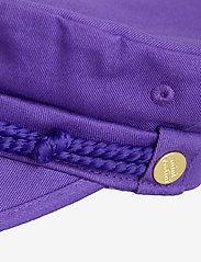 Mini Rodini - Skipper hat - huer & kasketter - purple - 3