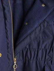 Mini Rodini - Soft ski overall - snowsuit - navy - 3