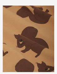 Mini Rodini - Squirrels aop jumpsuit - langärmelig - brown - 2