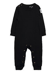 Basic jumpsuit - BLACK