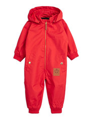 Pico baby overall - RED